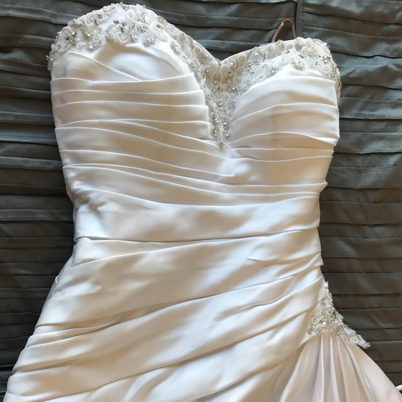eden bridal Dresses | Used Size 4